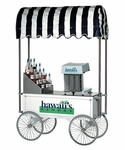 48-Inch Shaved Ice & Snow Cone Wagon  - 2129HF