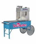 48-Inch Snow Cone Cart with Two Wheels - 3150SK