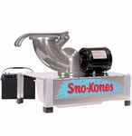 Battery Powered Snow Cone Machines