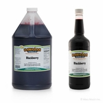 Blackberry Shaved Ice Syrup