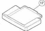 Drip Tray (Newer Style) for SI-100E