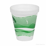 12 oz. Styrofoam Cups for Shaved Ice [Case]