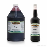 Grape Shaved Ice Syrup