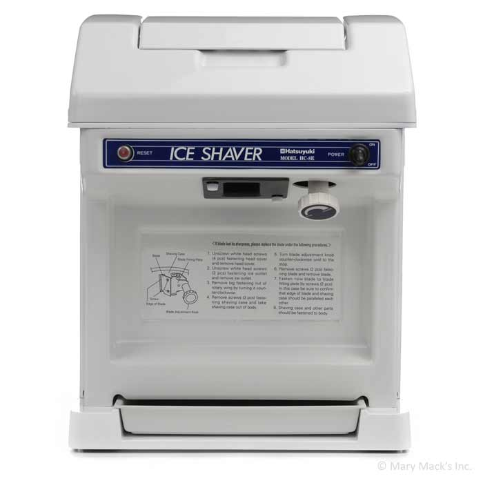 Cube Ice Shaved Ice Shaver 85