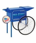 Medium Spoke-Wheel Snow Cone Cart