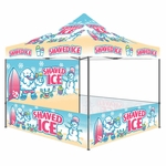 Shaved Ice Tent & Accessories