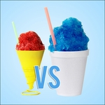 Shaved Ice vs. Snow Cones [Infographic]