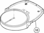 Shaving Disk with Frame for SI-100E