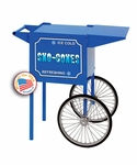 Small Spoke-Wheel Snow Cone Cart