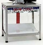Snow Cone Machine Paneled Base without Lights