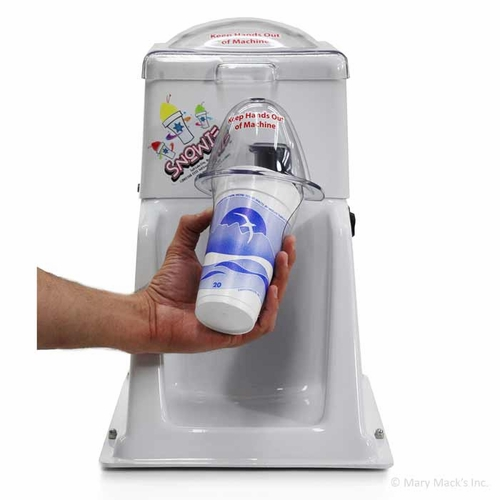 Cube Ice Shaved Ice Shaver 113