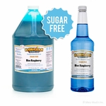 Sugar Free Blue Raspberry Shaved Ice Syrup