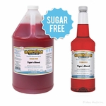 Sugar Free Tiger's Blood Shaved Ice Syrup