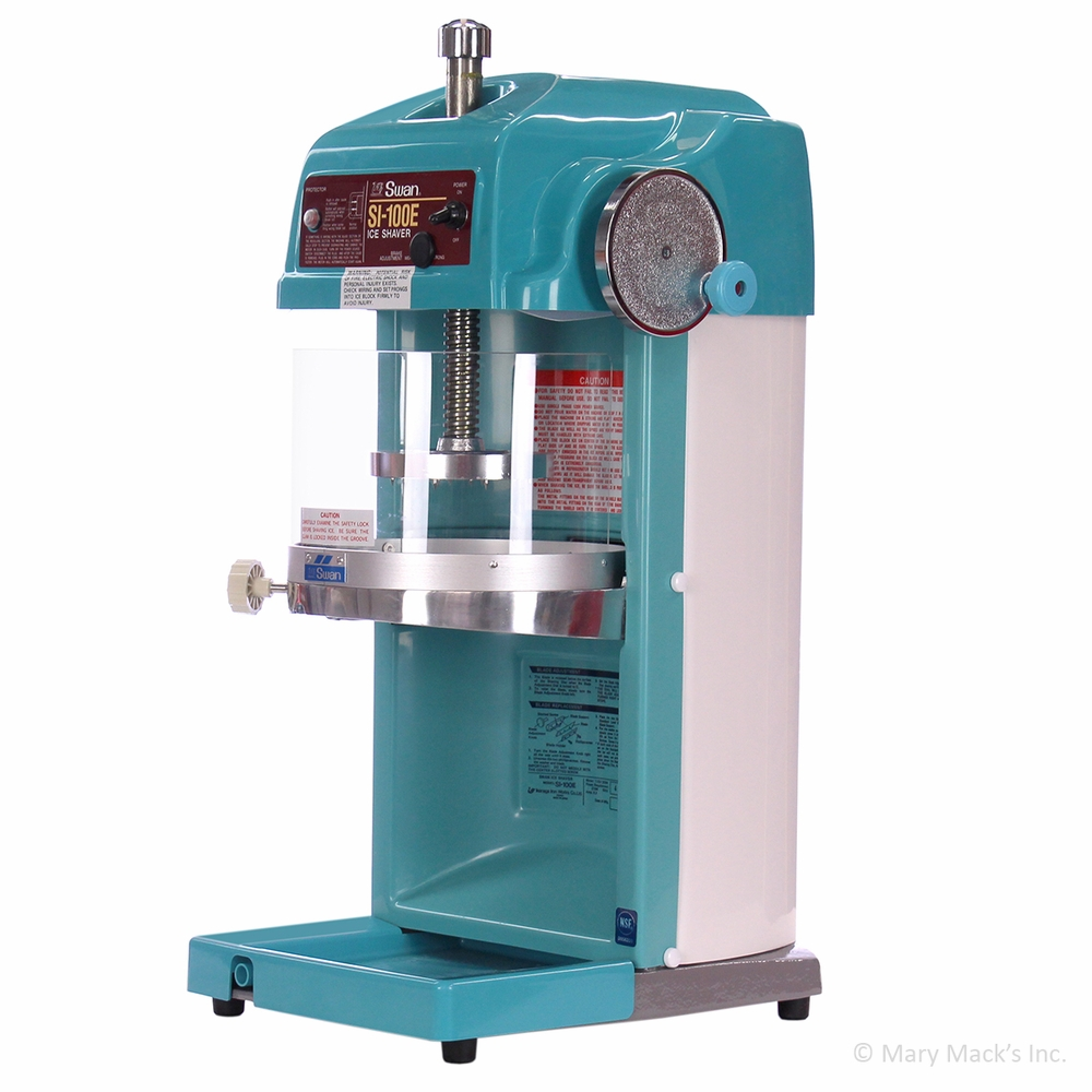 block shaver machine