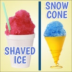 What's the Difference Between Shaved Ice and Snow Cones?