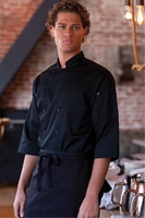 Black CHEF SHIRT