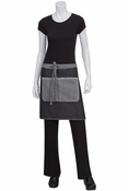 Bronx Black Denim Waist Apron