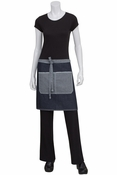 Bronx Blue Denim Waist Apron
