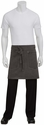 Dorset Antique Wash Denim Half Bistro Apron
