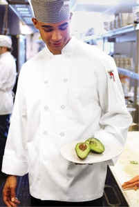 LE MANS Chef Coat