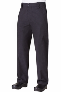 Men's Pinstripe Essential Pro Pants