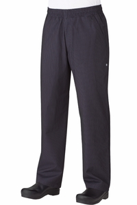 UltraLux PINSTRIPE BETTER BUILT BAGGY Chef Pants
