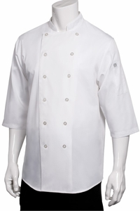 White CHEF SHIRT