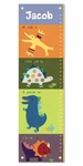 Dinosaur Personalized Growth Chart