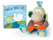 NEW! Hello World! Personalized Gift Set