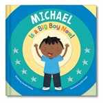 I'm a Big Boy Now! Personalized Book