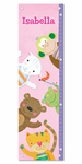 It's a Girl! Personalized Growth Chart