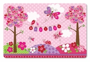 Love is in the Air Personalized Placemat