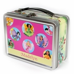 NEW! My Very Own Fairy Tale Personalized Lunch Box