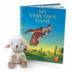My Very Own Name & Lamb Gift Set