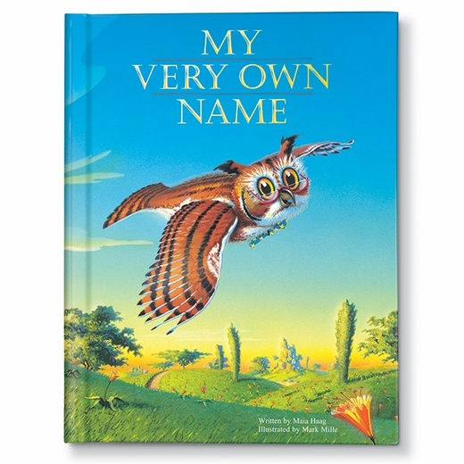 My Very Own Name Storybook