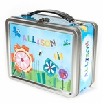 Dreamy Day Personalized Lunch Box