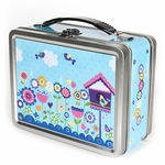 In The Garden Personalized Lunch Box