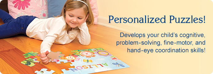 Save $5 on Personalized Puzzles at ISeeMe! by ISeeMe.com