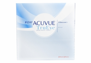 Acuvue 1 Day Trueye 90 Pk Contact Lenses