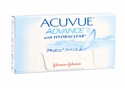 Acuvue Advance Contact Lenses DISCONTINUED