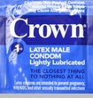 Crown Condoms - by Okamoto