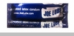 Joe Lube Lubricated Condoms