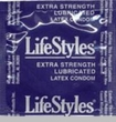 LifeStyles Extra Strength Condom