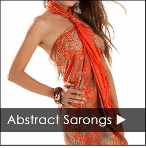 ABSTRACT SARONGS - TRIBAL SARONGS - SUN SARONGS