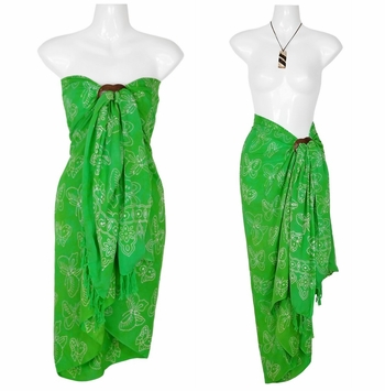 Butterfly Sarong 10