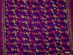 "Butterfly Sarong ""Purple/Pink/Orange/Yellow"""