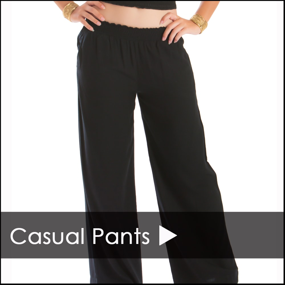 Casual Pants