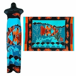 Fish Top Quality Sarong