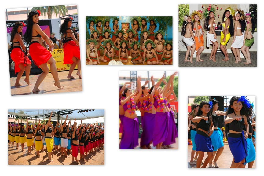 Halau Dance Groups
