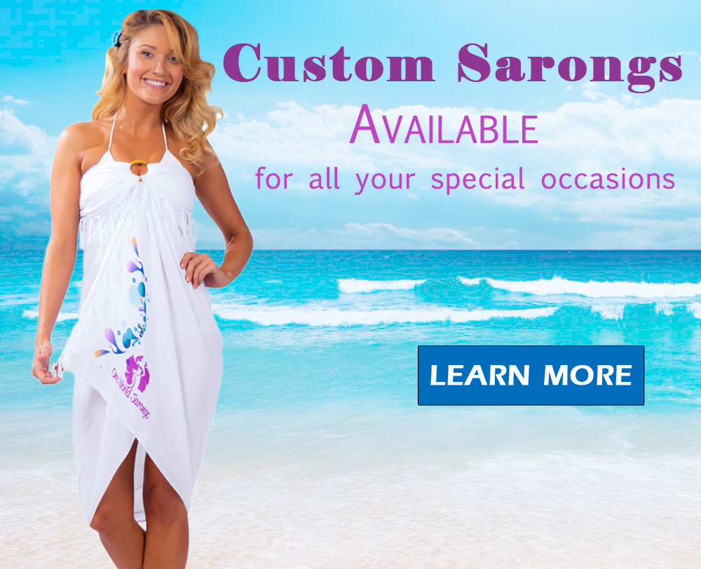Custom Sarongs